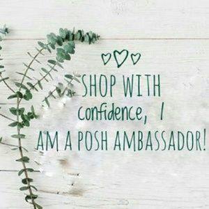 SHOP WITH CONFIDENCE - Posh Ambassador 💕